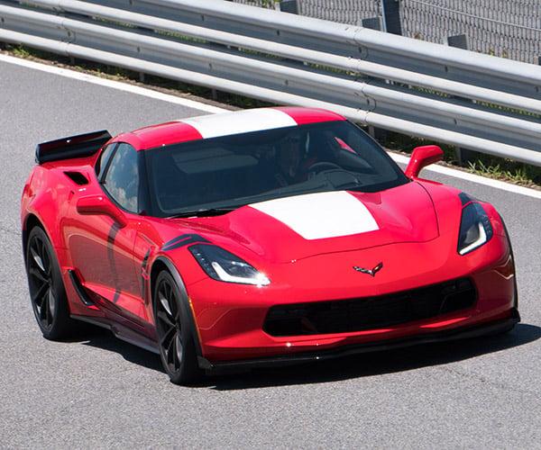 GM Document Hints at New DOHC LT5 V8 for Corvette