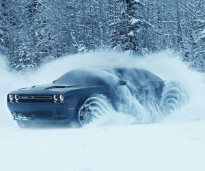 Dodge Challenger GT AWD to Land in Q1 2017 with V6 Only