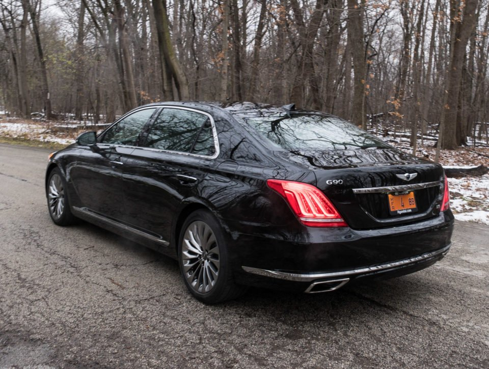 Perfect Review 2017 Genesis G90 50 Ultimate  95 Octane