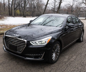 Review: 2017 Genesis G90 5.0 Ultimate