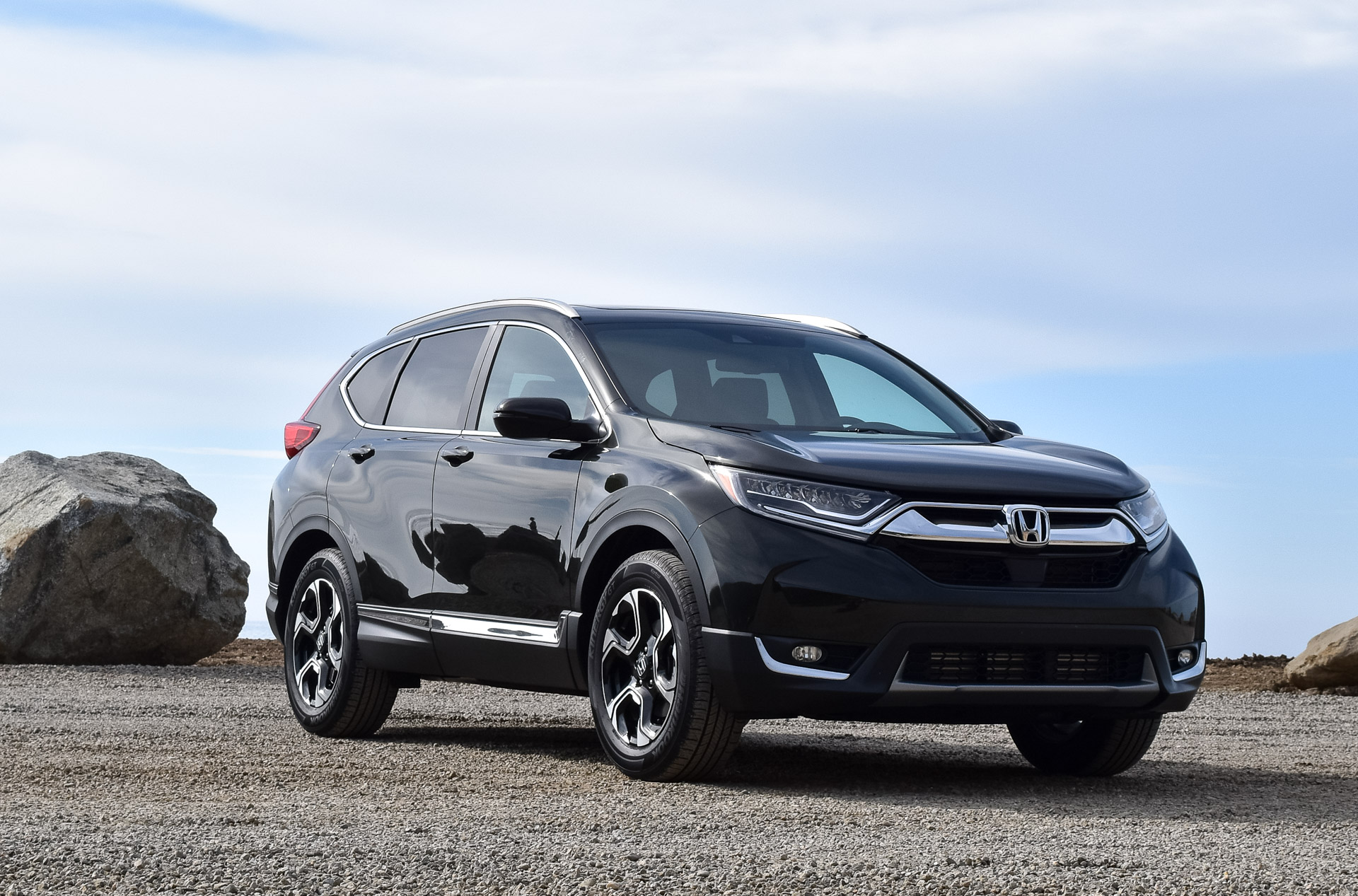 First Drive Review: 2017 Honda CR-V