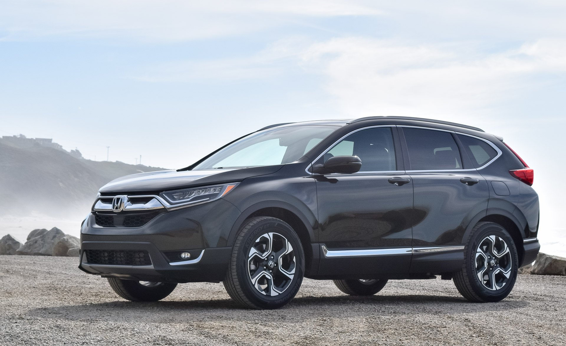 First Drive Review: 2017 Honda CR-V - 95 Octane