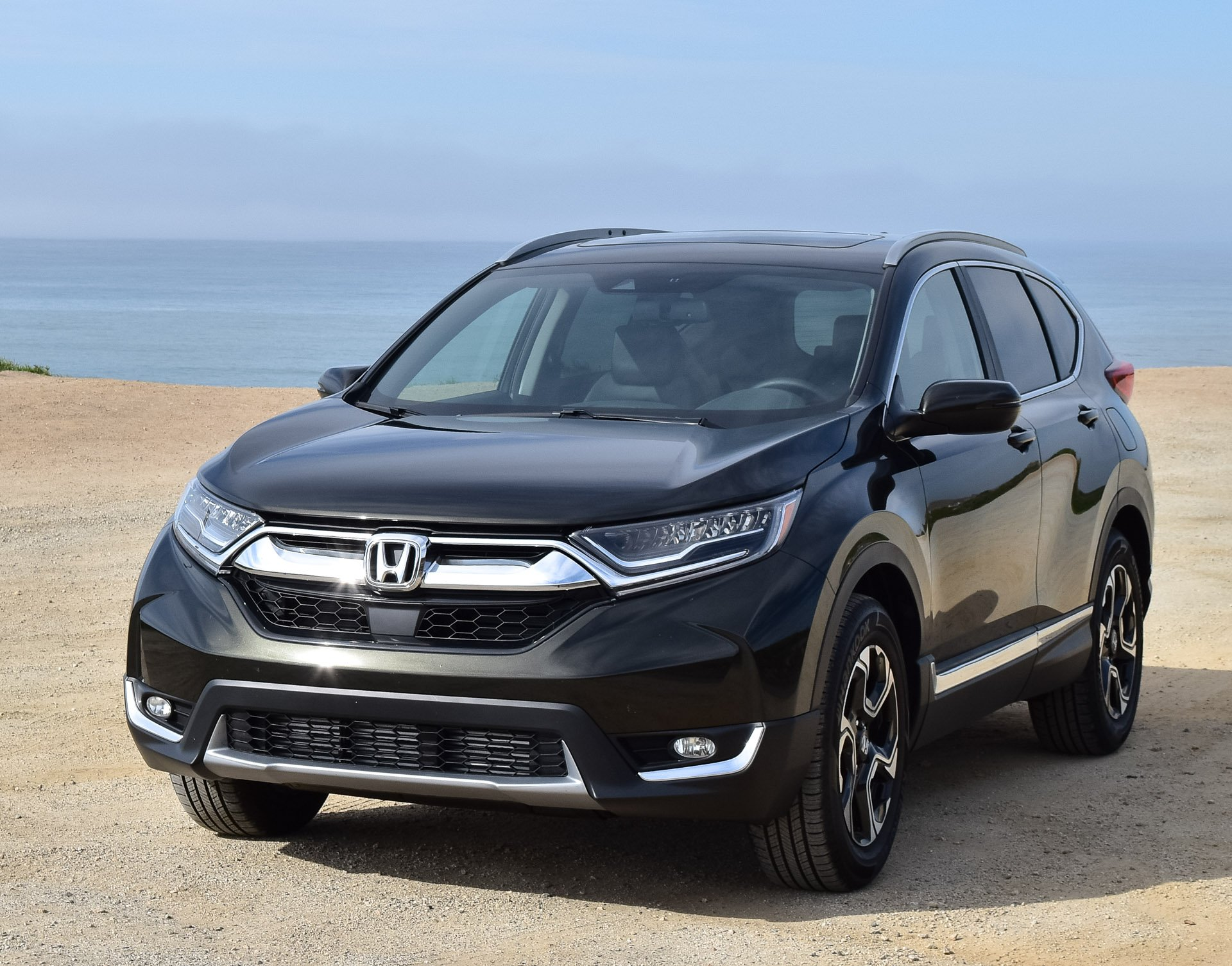 first drive review 2017 honda cr v 95 octane