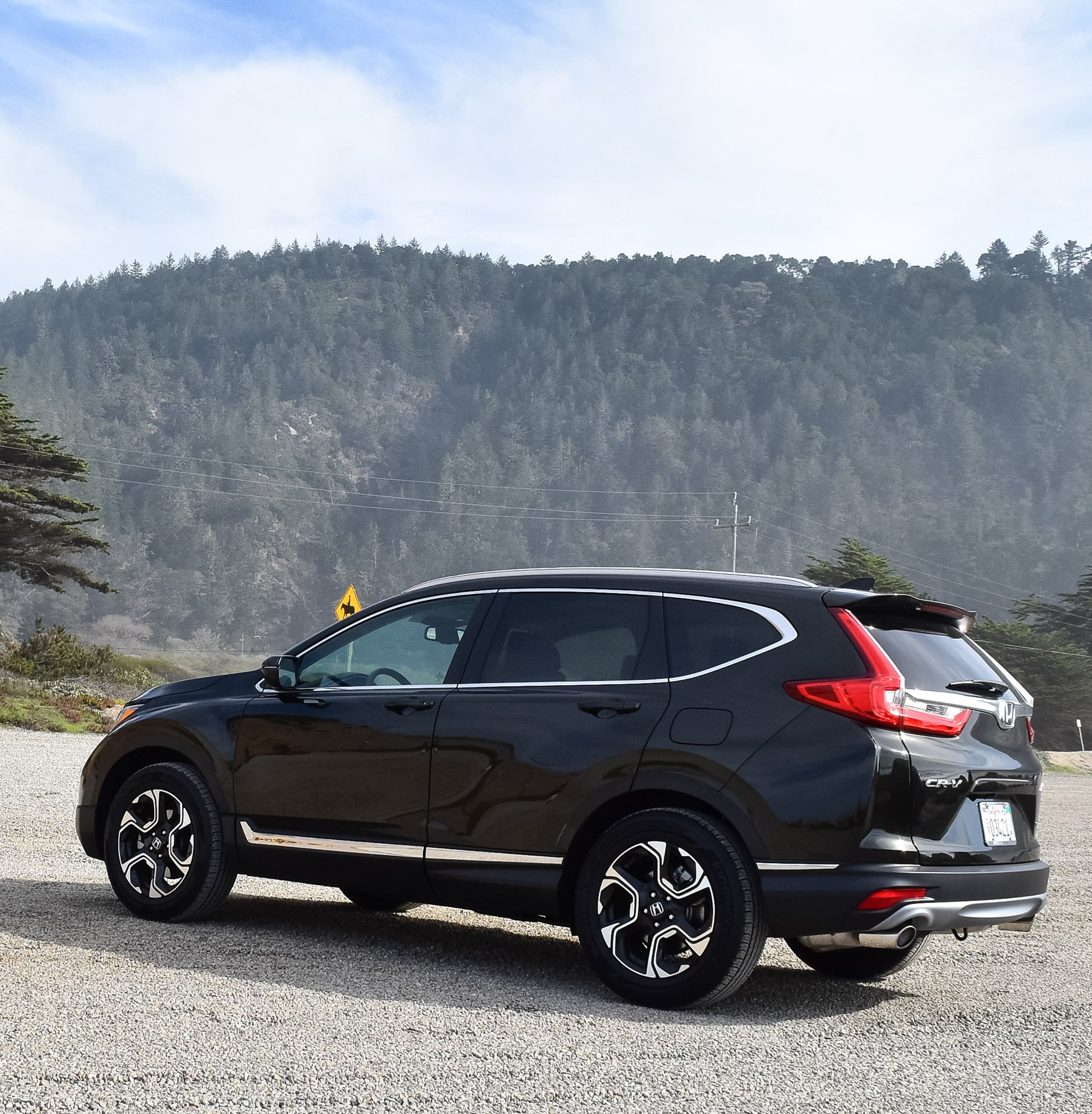 2019 Honda CR-V Review | Top Gear