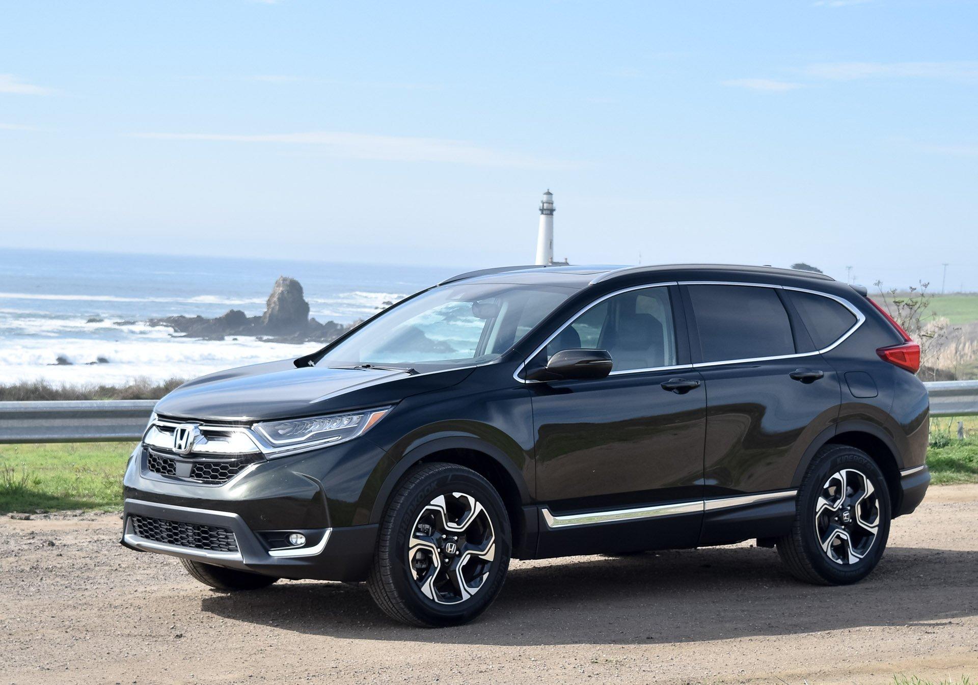 First Drive Review: 2017 Honda CR-V