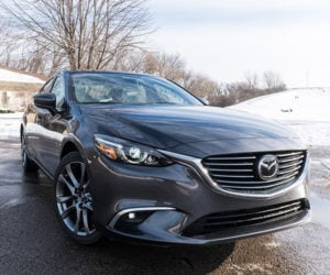 Review: 2017 Mazda6 Grand Touring