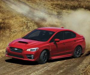2018 Subaru WRX Carries on with Old Platform