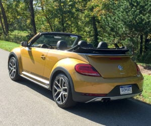 Review: 2017 Volkswagen Beetle Dune