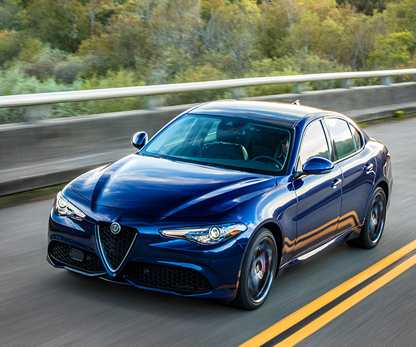 2017 Alfa Romeo Giulia U.S. Pricing Announced