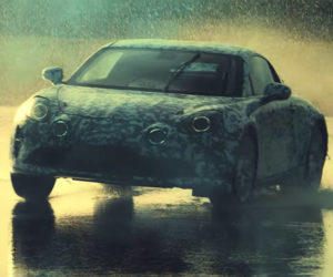 Alpine Première Edition Sports Car Teased