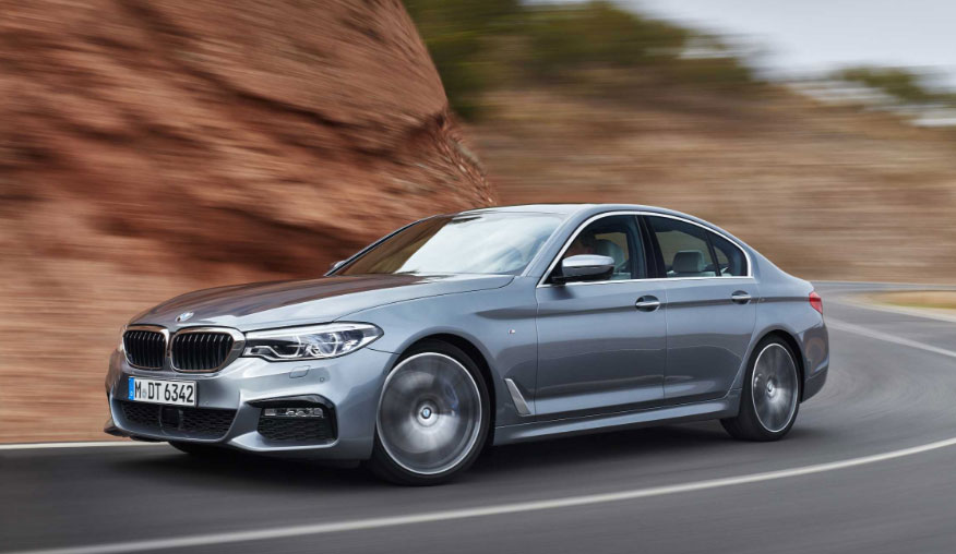 2017 BMW 5-Series Prices Announced