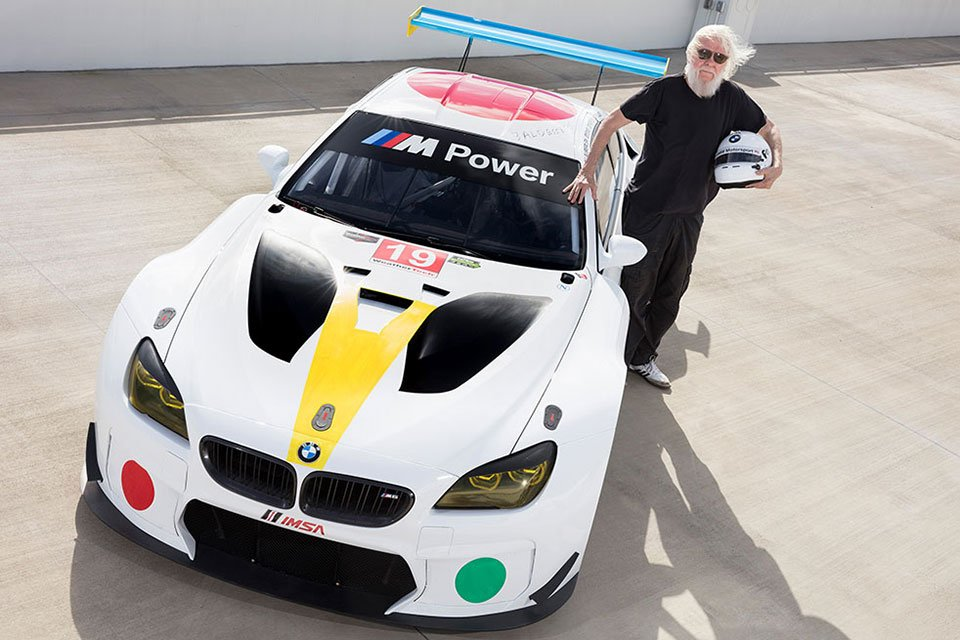 BMW Art Car to Race the Rolex 24