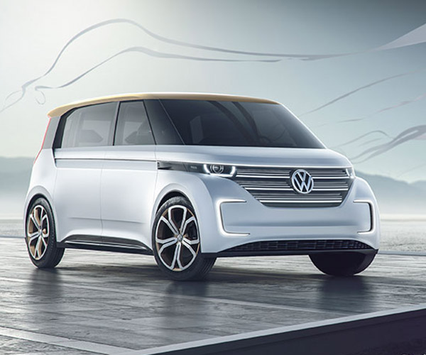 Volkswagen's Next Microbus Probably Only an EV