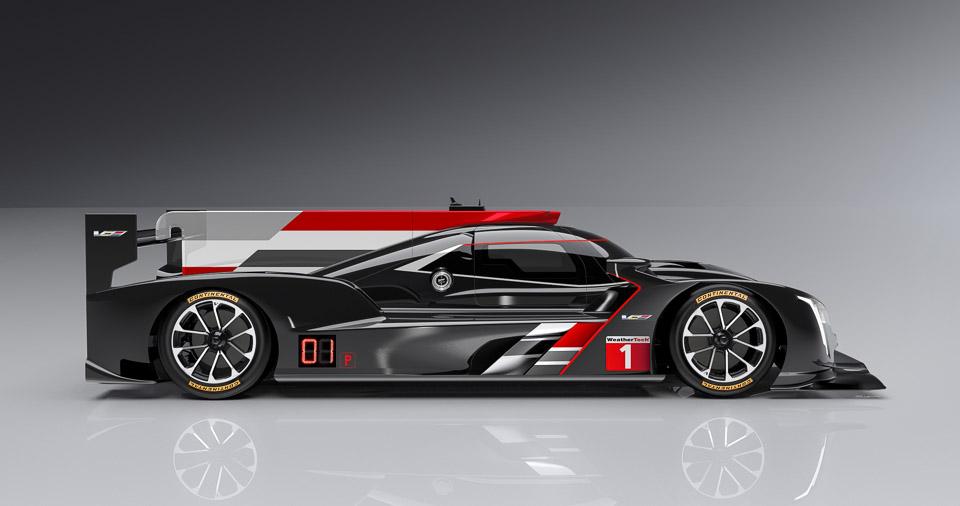 Jeff Gordon to Race Caddy's New DPi-V.R Endurance Prototype