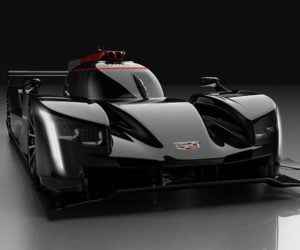 Jeff Gordon to Race Caddy's New DPi-V.R Endurance Prototype