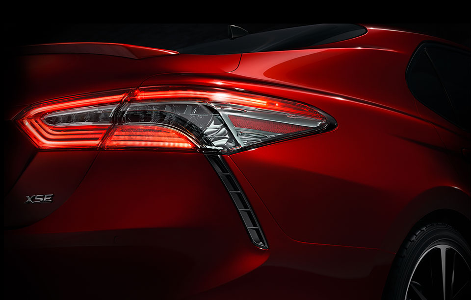 2018 Toyota Camry Teased, Might Be Good Looking