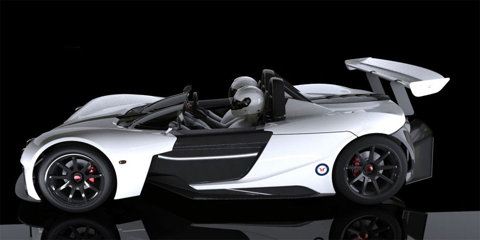 Elemental Rp1 to Make 2200 Lbs of Downforce