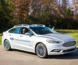 Ford Fusion Autonomous Car Moves Closer to Production