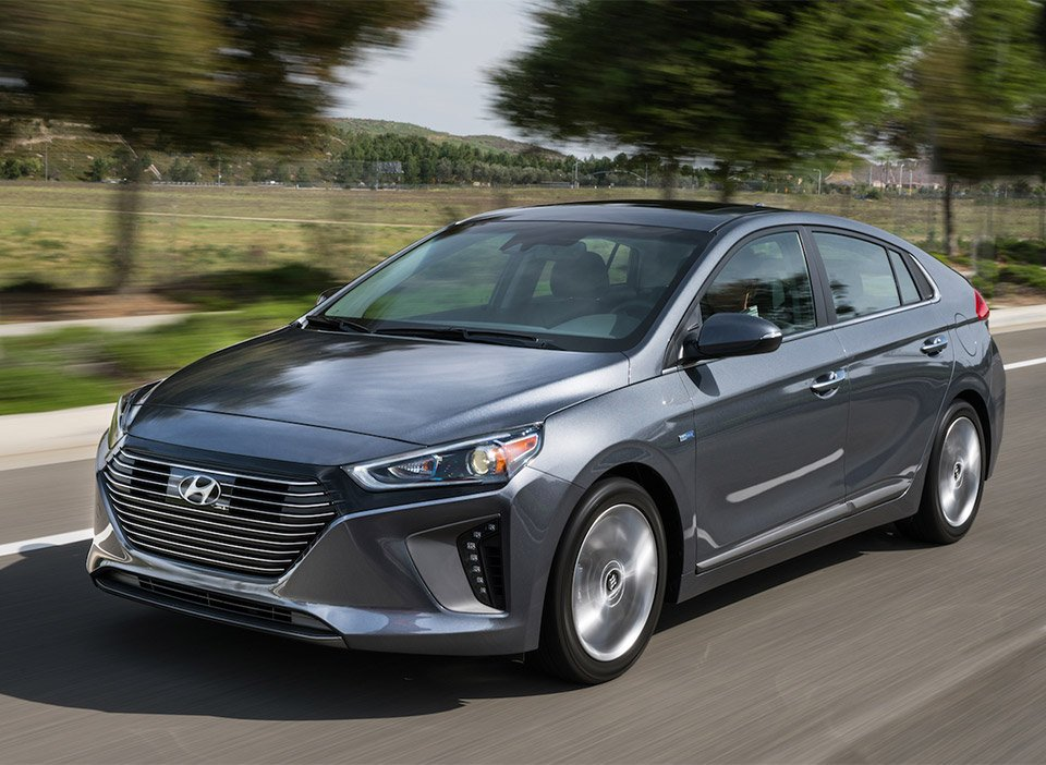 2017 Hyundai Ioniq Could Be a Real Prius Killer