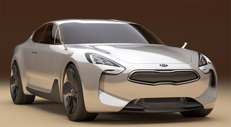 Kia GT Sports Car Will Be Its Fastest Ever