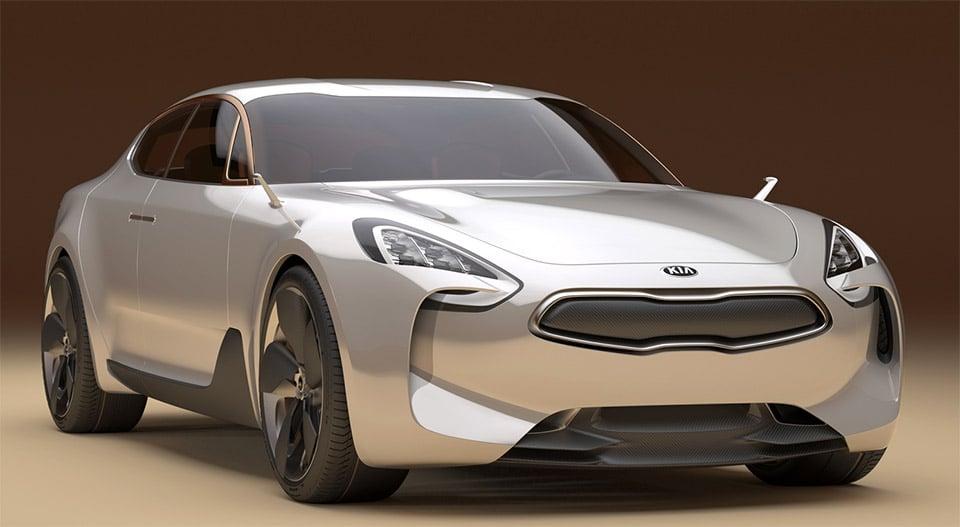 Kia GT Sports Car Will Be Its Fastest Ever