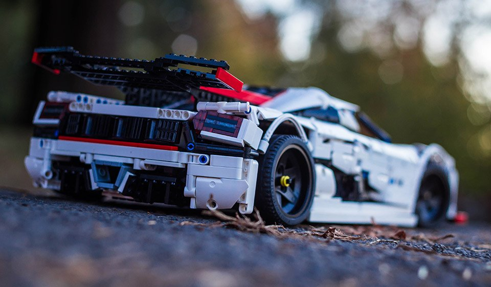 Lego Technic Koenigsegg One 1 The Want Is Strong