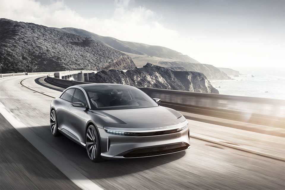 Lucid Motors Air EV Wants to Give Tesla Model S Competition