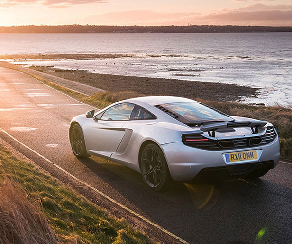 McLaren Extended Warranty Covers Cars up to 12 Years