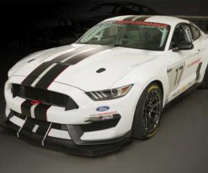 Ford Mustang Shelby FP350S Is a Turn-Key Race Winner