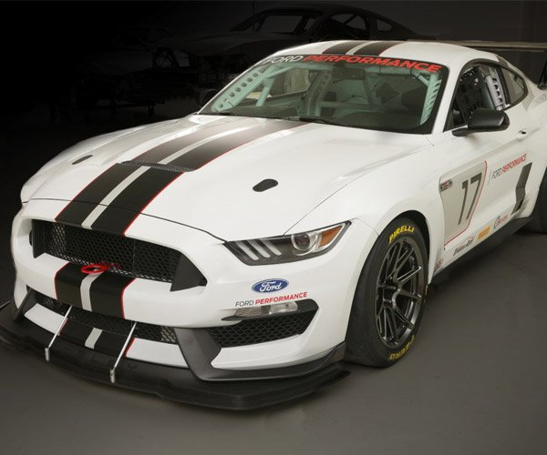 Ford Mustang Shelby FP350S Is a Turn-Key Race Winner