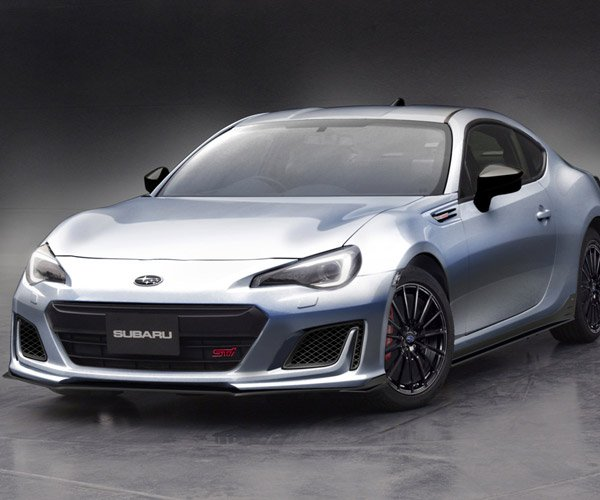 Subaru BRZ STI Sport Concept: Not the STI We Were Looking for