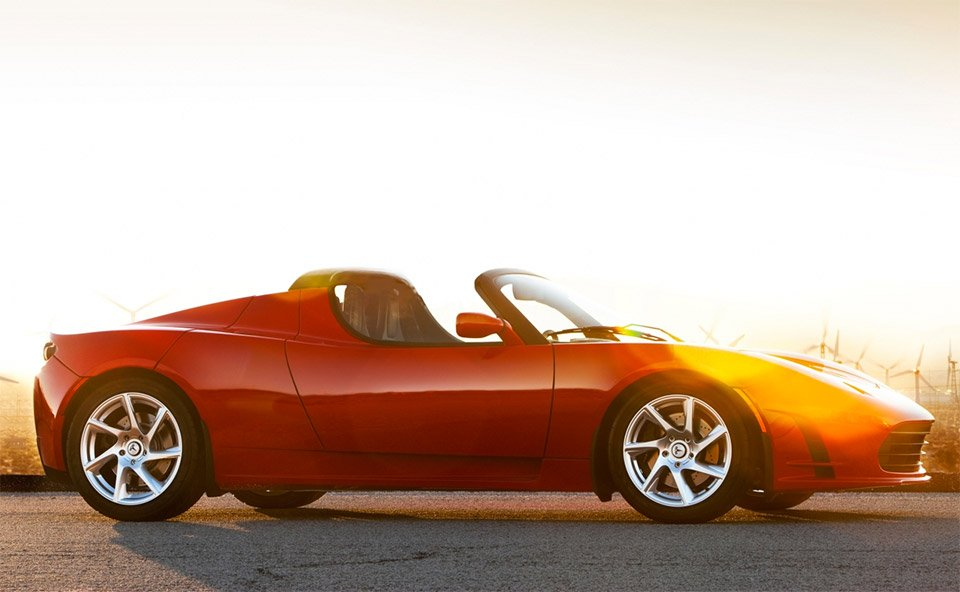 Elon Musk Confirms New Tesla Roadster, But When?