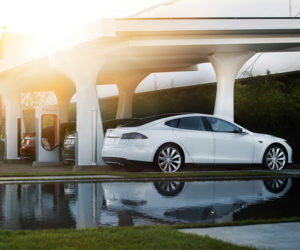 Elon Musk Hints at Powerful New Tesla Supercharger V3