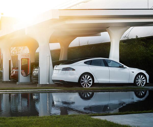 Elon Musk Hints at Powerful New Tesla Supercharger V3