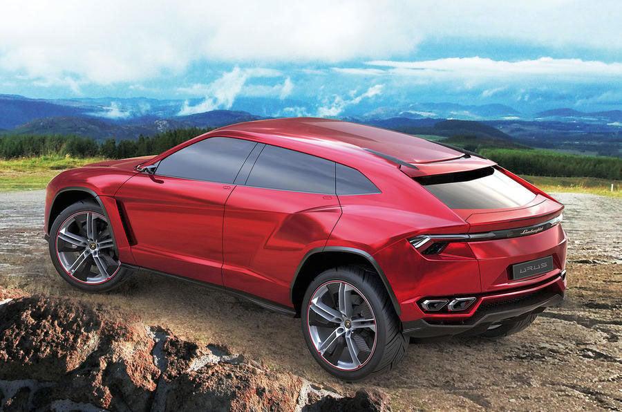 Lamborghini Urus SUV to Offer Plug-in Hybrid Guts