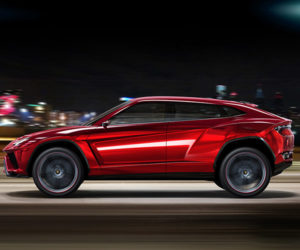 Lamborghini Urus SUV to Offer Plug-in Hybrid Guts