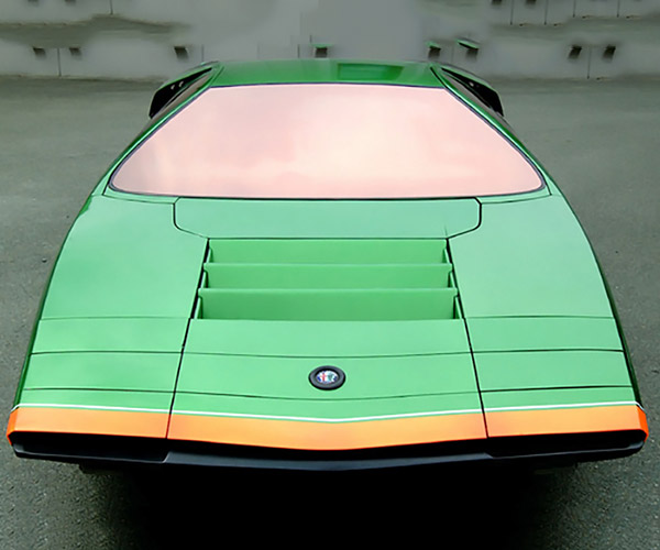Concepts from Future Past: Alfa Romeo Carabo