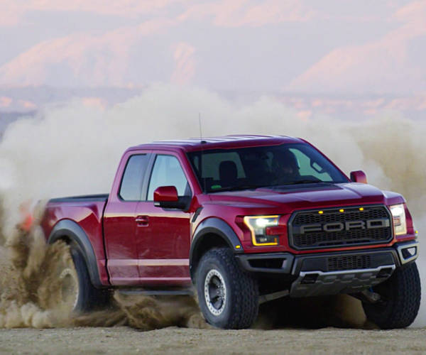 2018 Ford Raptor is Unchanged Despite F-150 Redesign