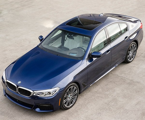 Popular First Drive Review 2017 BMW 540i  The Thrill Of Driving