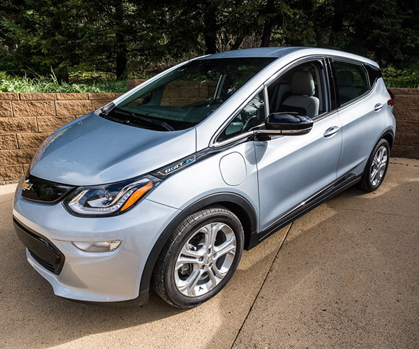 First Drive Review: 2017 Chevrolet Bolt