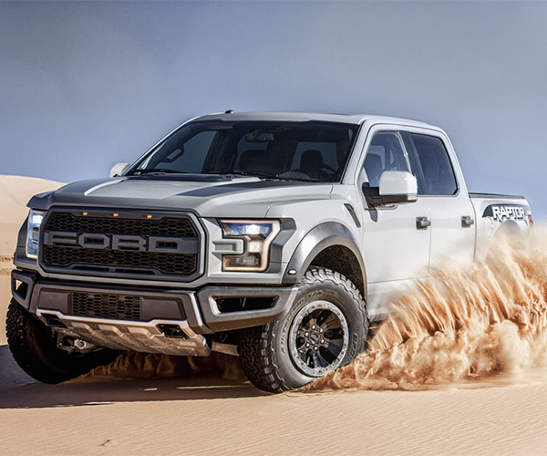 Ford to Auction Unique 2017 Raptor Tonight at Barrett-Jackson