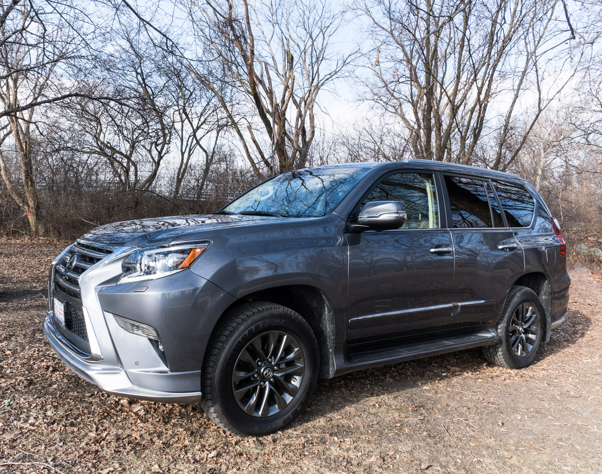 Review: 2017 Lexus GX 460 Luxury