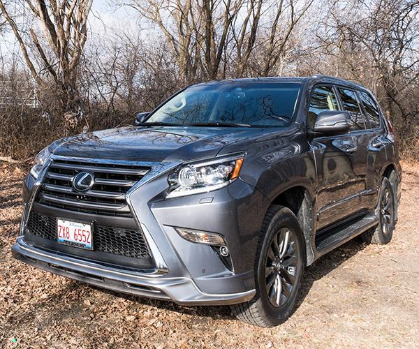 Review: 2017 Lexus GX 460 Luxury