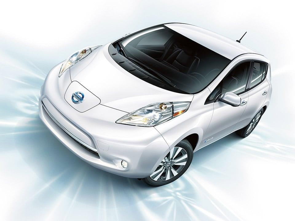 Nissan LEAF to Get 200-mile Range and Autonomous Tech