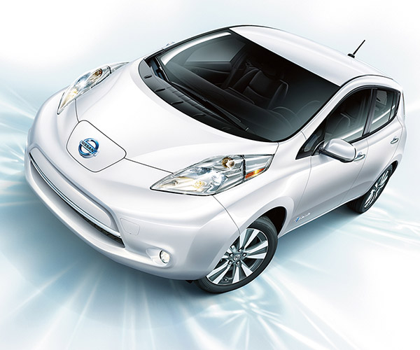 Nissan LEAF to Get 200-mile Range and Autonomous Tech