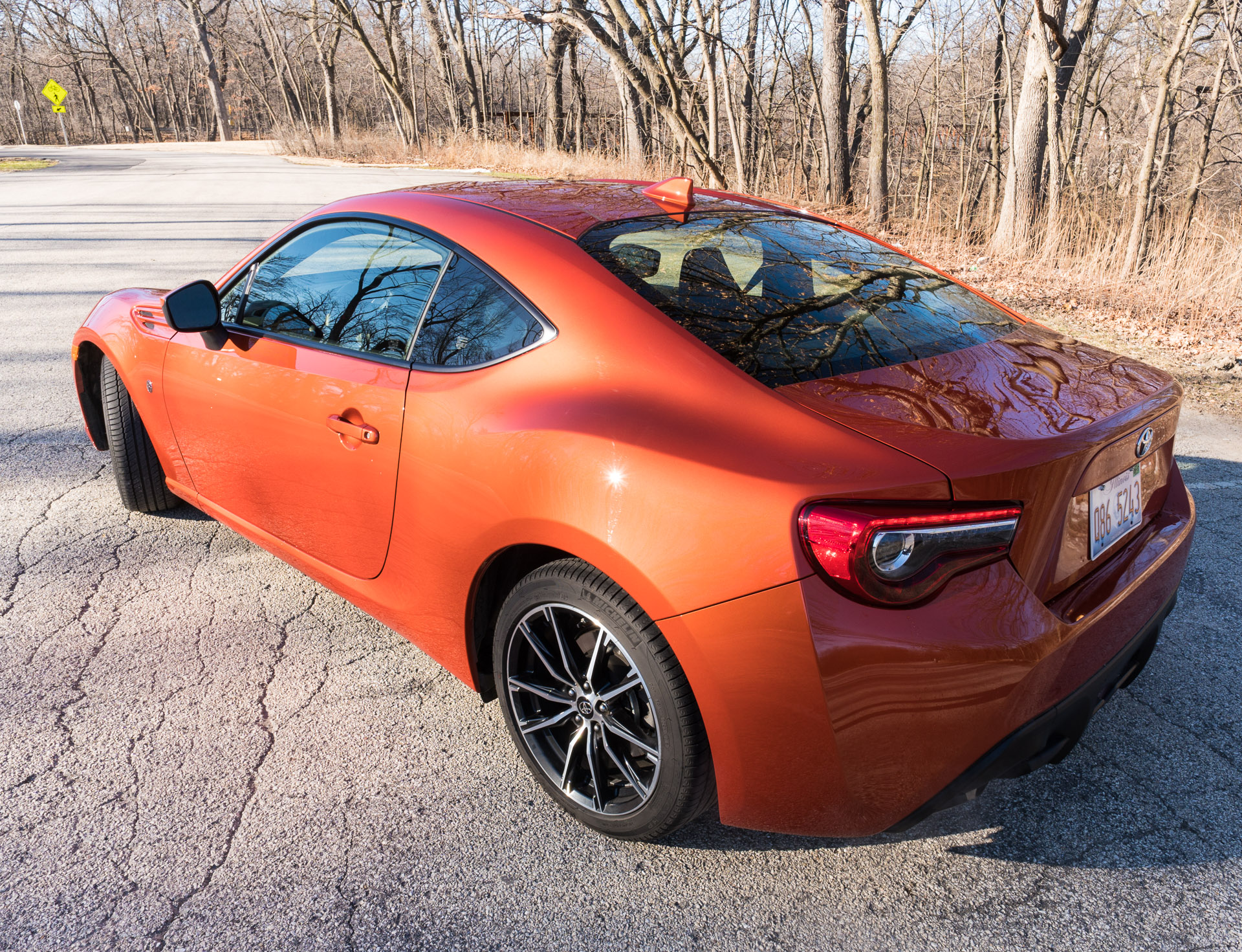 Review 2017 Toyota 86