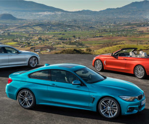 BMW Refreshes the 4 Series for 2018