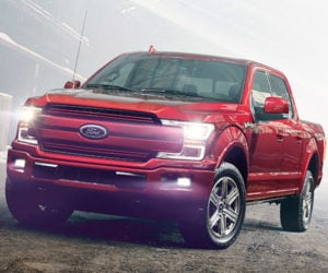 2018 Ford F-150 Breaks Cover, Gets Turbo-Diesel Option