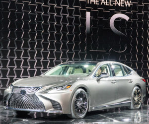 2018 Lexus LS Gains New Platform, Loses Weight
