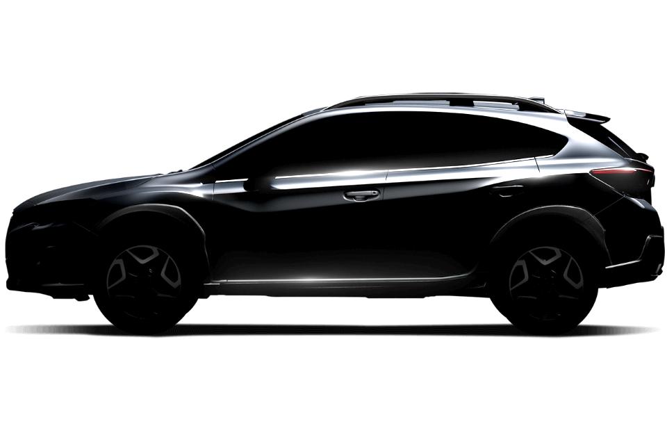 2018 Subaru Crosstrek Teased - 95 Octane